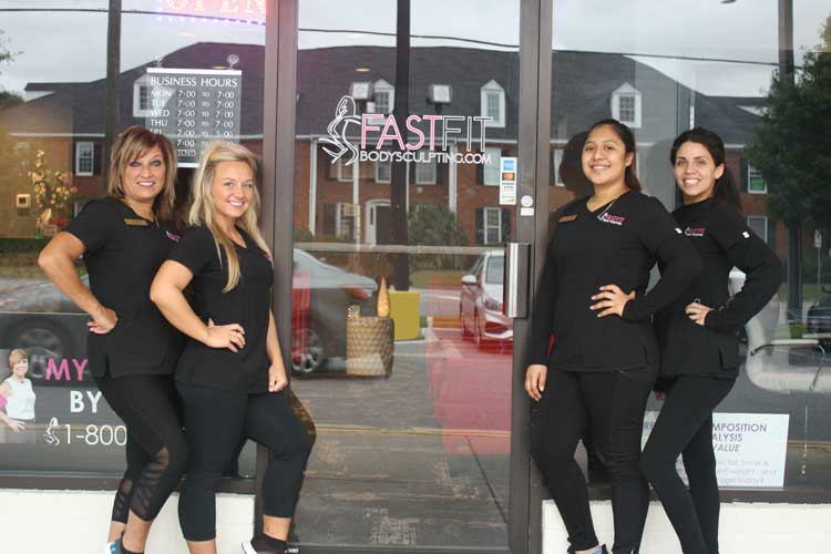 fast fit body sculpting weight loss review savannah location