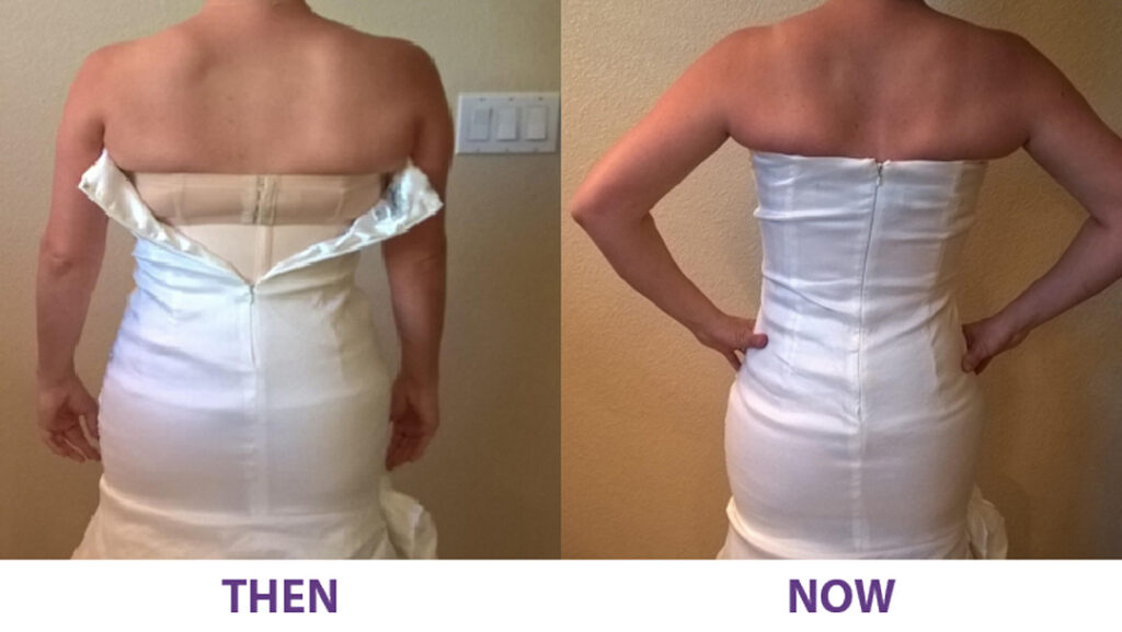 Nicole Fast Fit Review Before and After Images