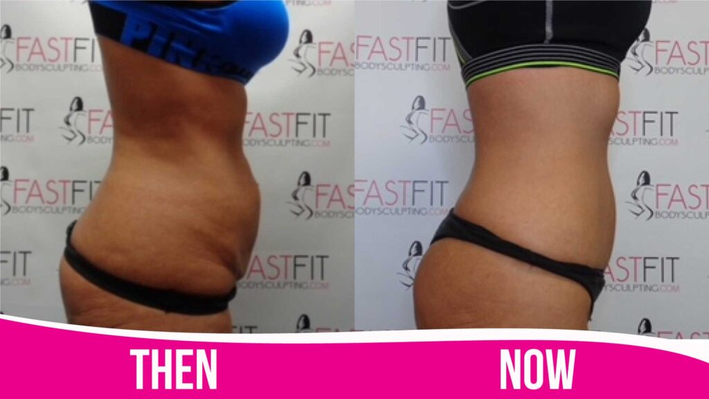 fast fit review vera visceral fat